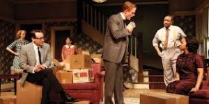 """Clybourne Park"" at Playwrights Horizons"