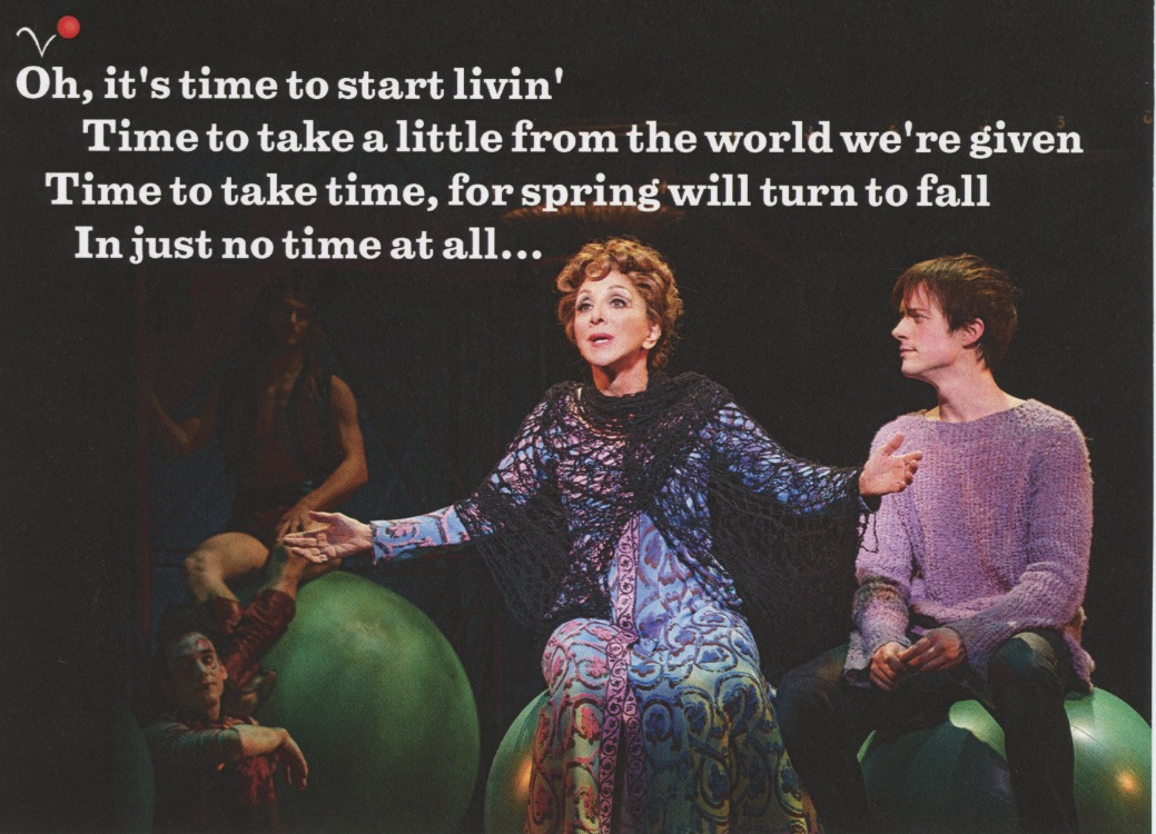 A Cast Recording, In Just No Time At All | Howard Sherman