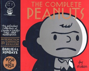Volume 1 of Fantagraphics' The Complete Peanuts
