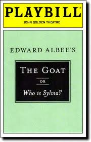 playbill cover 2 the goat