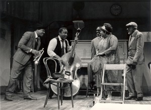 Ma Rainey's Black Bottom at Yale Rep (Photo: William B. Carter)