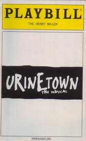 urinetown us playbill