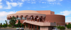 Arizona State University's Gammage Auditorium