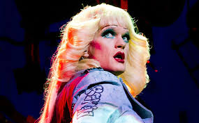 """Saturday at 10? It's a date!"" Neil Patrick Harris in Hedwig and the Angry Inch"