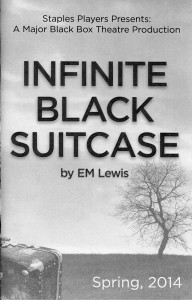 Infinite black suitcase program