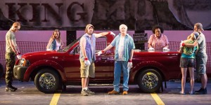 Hands on a Hardbody at Houston's Theatre Under The Stars