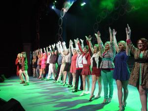 Legally Blonde at Newman University