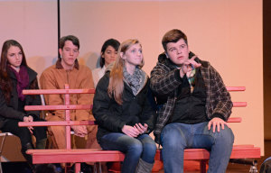 "Ci-Ci Pinson and Nathaniel Shoun in ""Where It Went"" from Almost, Maine"
