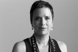Eve Ensler (Photo by Brigitte Lacombe)
