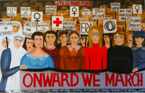 """Onward We March"" by Robin Morris"