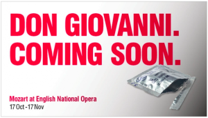 Don Giovanni poster