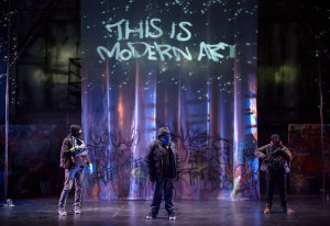 This Is Modern Art at Steppenwolf Theatre