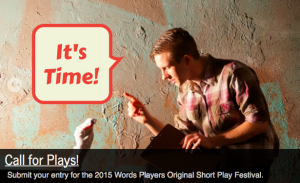 Call for submissions on Words Players Theatre