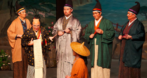 The NYGASP Production of The Mikado